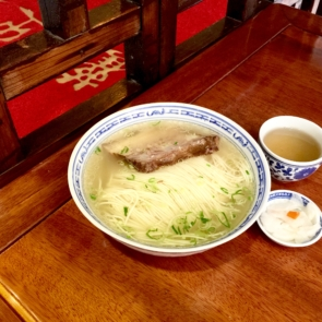 上海から蘇州麺を食べに蘇州へ!新幹線で片道30分の日帰り旅