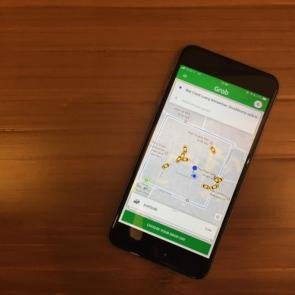【タイとベトナムで使ってみました】便利すぎる!東南アジアのタクシー配車アプリGrab(グラブ)の使い方