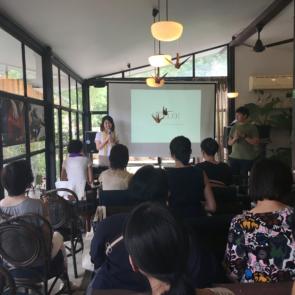 チェンマイ・タイの魅力満載!「Trippino CHIANGMAI」Webサイトオープンイベントへ